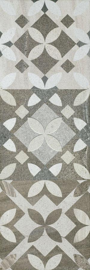 Beige Geometric 25X75