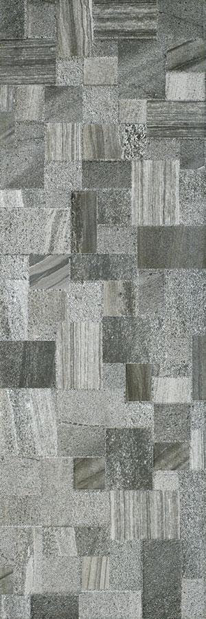 Grey-Geometric 25X75